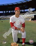 Cincinnati Reds - Don Gullett Photo Photo