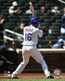 New York Mets - Angel Pagan Photo Photo
