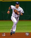 Tampa Bay Rays - Ben Zobrist Photo Photo