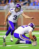 Minnesota Vikings - Blair Walsh Photo Photo