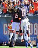 Chicago Bears - Brandon Marshall, Alshon Jeffery Photo Photo