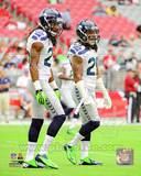Seattle Seahawks - Earl Thomas, Richard Sherman Photo Photo