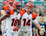 Cincinnati Bengals - A.J. Green, Andy Dalton Photo Photo