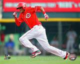 Cincinnati Reds - Billy Hamilton Photo Photo