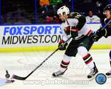 Minnesota Wild - Brad Staubitz Photo Photo