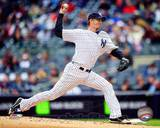 New York Yankees - A.J. Burnett Photo Photo