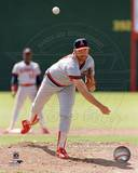 Los Angeles Angels - Bert Blyleven Photo Photo