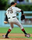 San Francisco Giants - Barry Zito Photo Photo