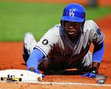 Los Angeles Dodgers - Dee Gordon Photo Photo