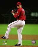 Arizona Diamondbacks - Barry Enright Photo Photo