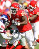 Kansas City Chiefs - Branden Albert Photo Photo