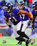 Baltimore Ravens - Brendon Ayanbadejo Photo Photo