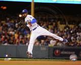 Los Angeles Dodgers - Dee Gordon Photo Photo