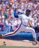 New York Mets - Dwight Gooden Photo Photo