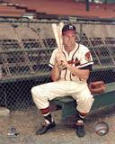 Milwaukee Braves - Bobby Thomson Photo Photo