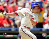Philadelphia Phillies - Chase Utley Photo Photo