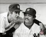 New York Yankees - Billy Martin, Reggie Jackson Photo Photo