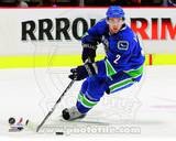 Vancouver Canucks - Dan Hamhuis Photo Photo