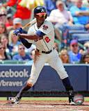 Atlanta Braves - B.J. Upton Photo Photo