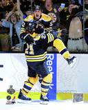 Boston Bruins - Brad Marchand, Andrew Ference Photo Photo