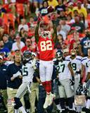 Kansas City Chiefs - Dwyane Bowe Photo Photo