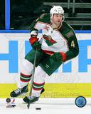 Minnesota Wild - Clayton Stoner Photo Photo