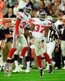 New York Giants - Aaron Ross, James Butler Photo Photo