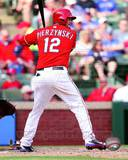 Texas Rangers - A.J. Pierzynski Photo Photo