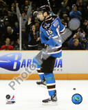 San Jose Sharks - Danny Heatley Photo Photo