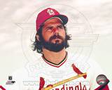 St Louis Cardinals - Al Hrabrosky Photo Photo