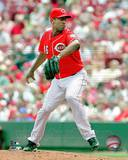 Cincinnati Reds - Carlos Fisher Photo Photo