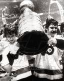 Philadelphia Flyers - Bernie Parent, Bobby Clarke Photo Photo