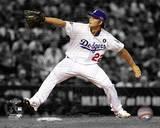 Los Angeles Dodgers - Clayton Kershaw Photo Photo