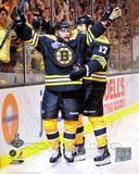 Boston Bruins - Brad Marchand, Milan Lucic Photo Photo