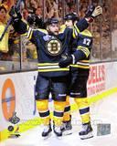 Boston Bruins - Brad Marchand, Milan Lucic Photo Photo