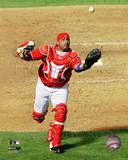 Texas Rangers - Bengie Molina Photo Photo