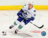 Vancouver Canucks - Aaron Volpatti Photo Photo