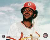 St Louis Cardinals - Bake McBride Photo Photo