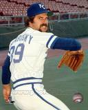 Kansas City Athletics - Al Hrabosky Photo Photo