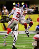 New York Giants - Aaron Ross, Steve Weatherford Photo Photo