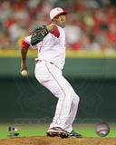 Cincinnati Reds - Aroldis Chapman Photo Photo
