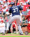 Milwaukee Brewers - Carlos Gomez Photo Photo