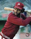 Philadelphia Phillies - Bake McBride Photo Photo