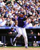 Colorado Rockies - Carlos Gonzalez Photo Photo