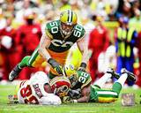 Green Bay Packers - A.J. Hawk Photo Photo