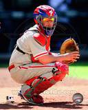 Philadelphia Phillies - Brian Schneider Photo Photo