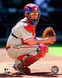 Philadelphia Phillies - Brian Schneider Photo Photo