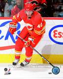 Calgary Flames - Alex Tanguay Photo Photo