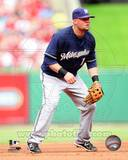 Milwaukee Brewers - Casey McGehee Photo Photo
