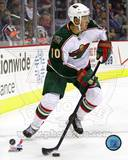 Minnesota Wild - Devin Setoguchi Photo Photo